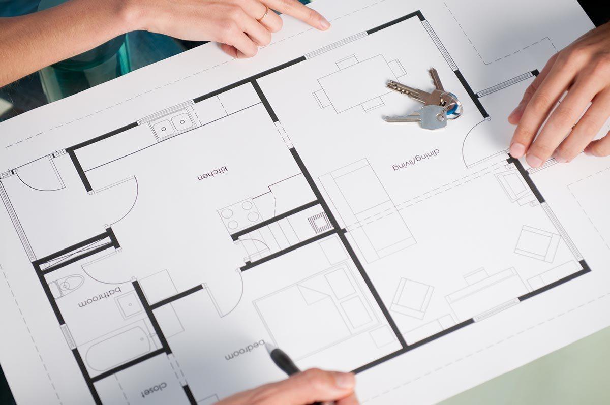 Как сделать техплан без разрешения на строительство