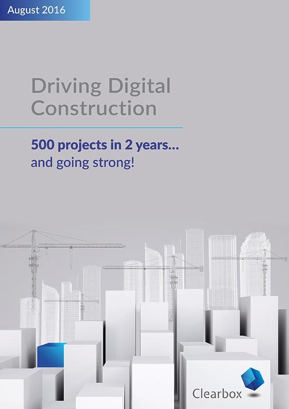 Clearbox - Driving Digital Constructions
