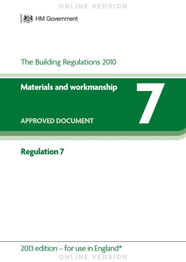 Approved Document 7
