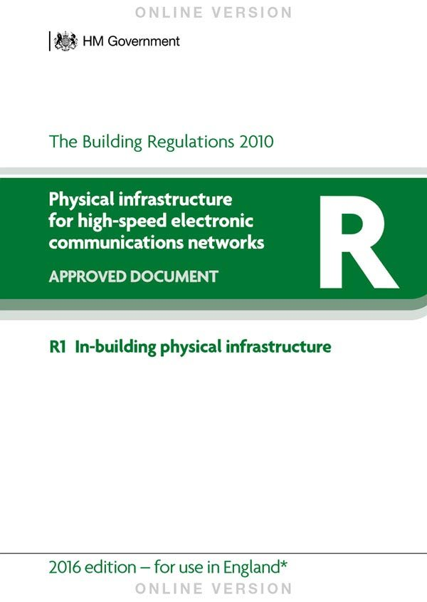 Approved Document R