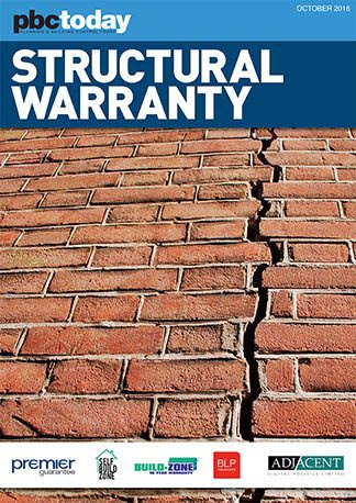 Structural Warranty Supplement