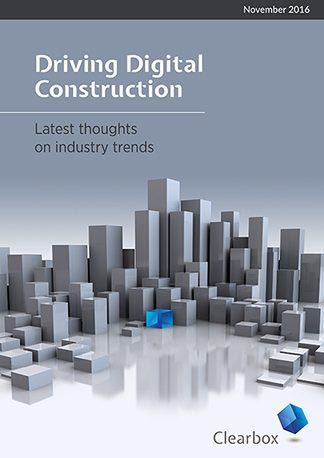 digital construction trends ebook by Clearbox