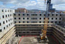 Precast modular construction