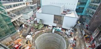 Crossrail death and injuries Fisher Street shaft