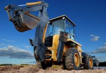 Compact construction equipment