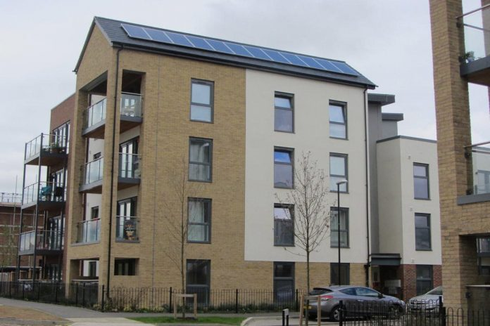 Carbon offsetting at Oakgrove new build