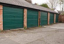 empty garages