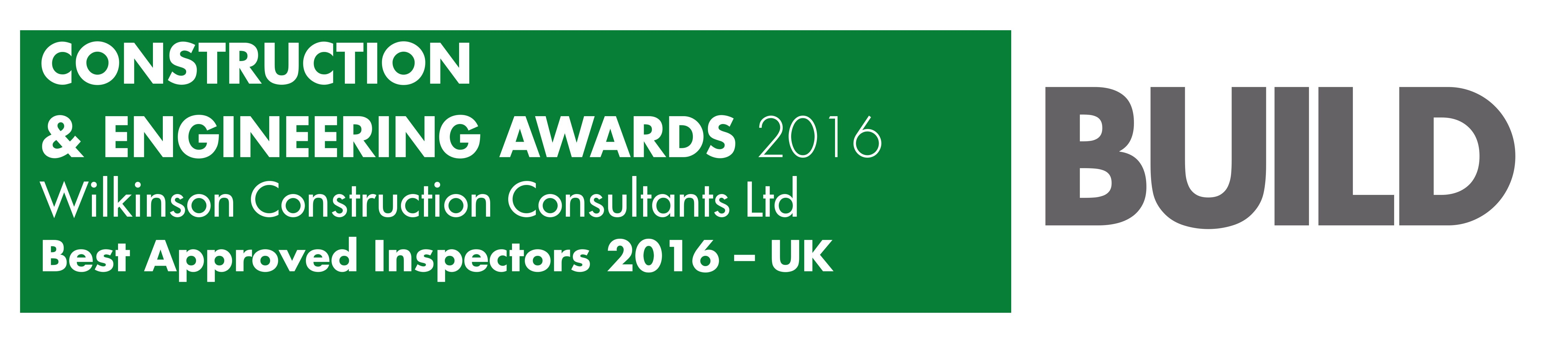 Best Approved Inspectors 2016  UK-Build - Construction  Engineering Awards 2016 Winners logo.jpg