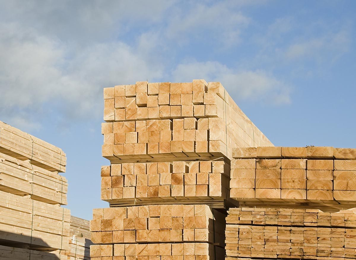 The timber trail: ensuring construction sustainability