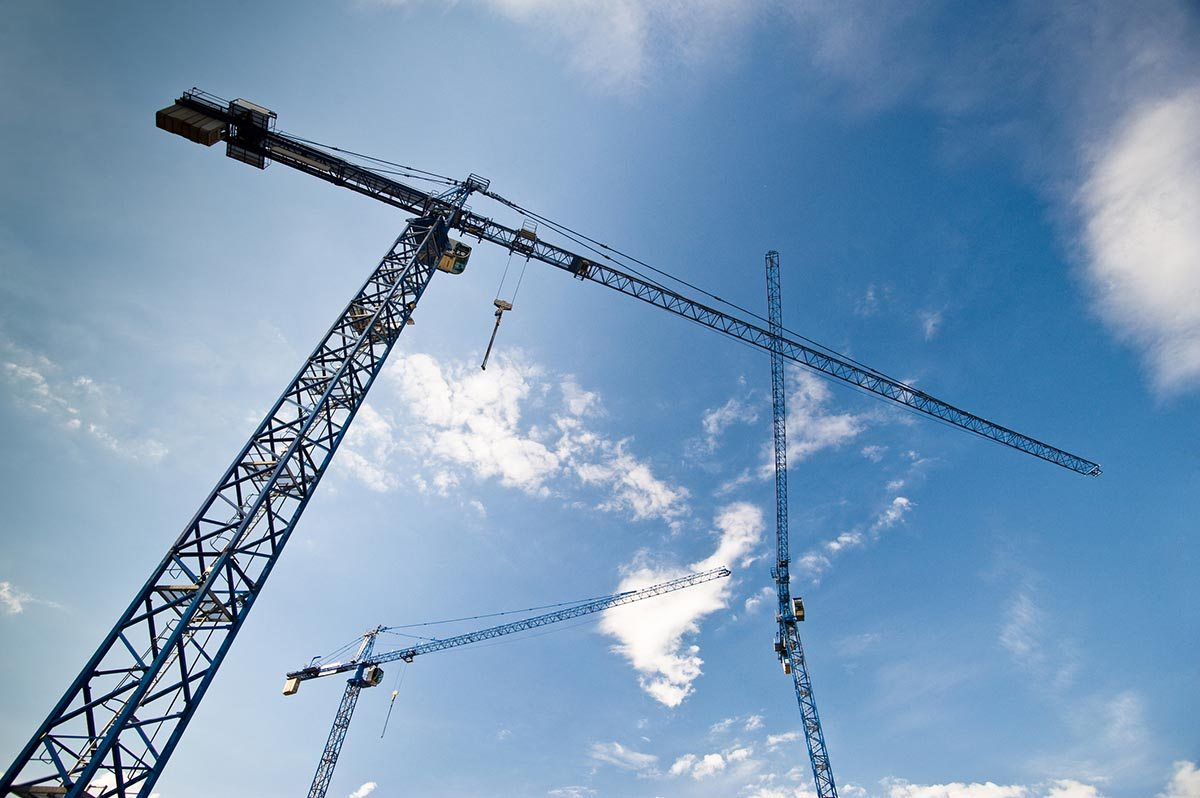 UK construction PMI hits eight month high