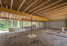 Overcoming basement construction problems