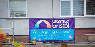 Warm Up Bristol: City-wide energy efficiency