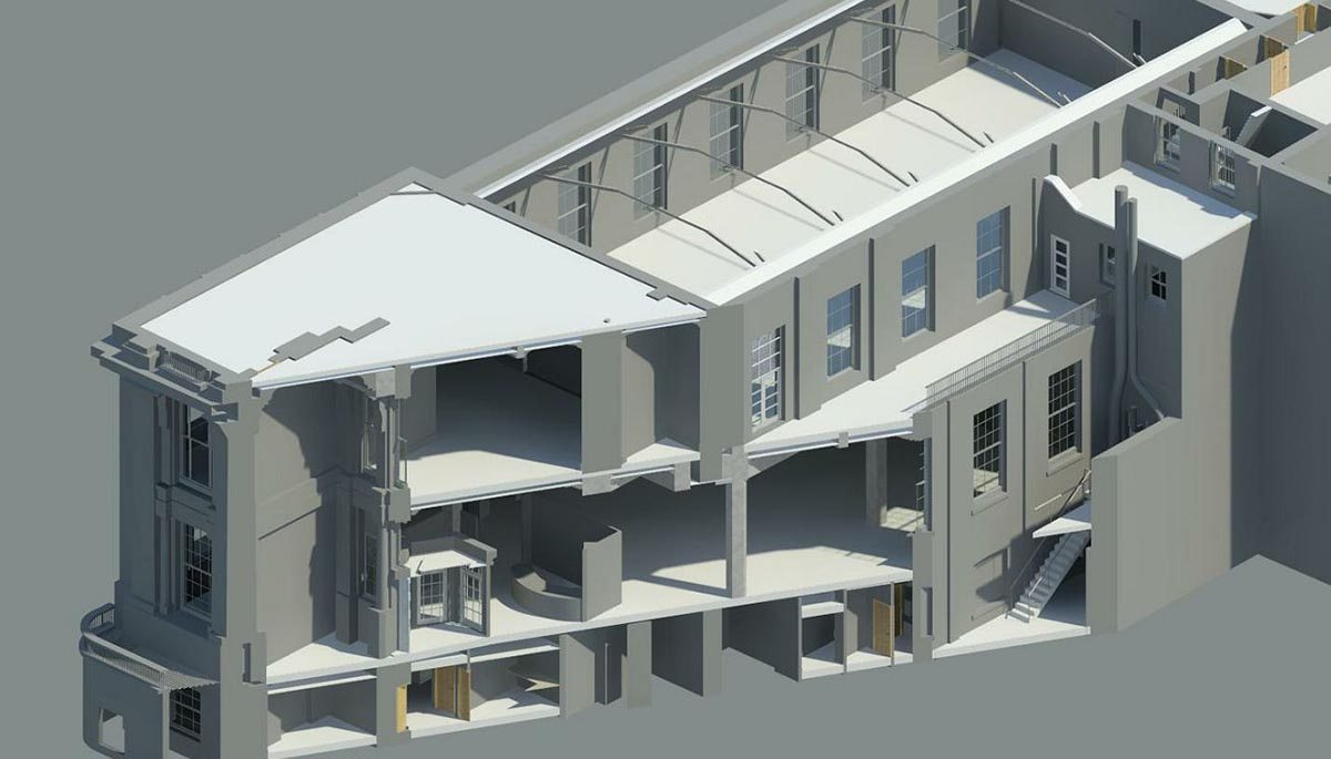 The government is a driving force behind BIM