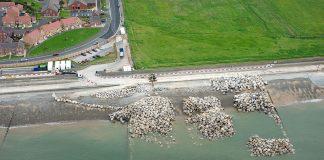 BIM for coastal defences: Identifying data