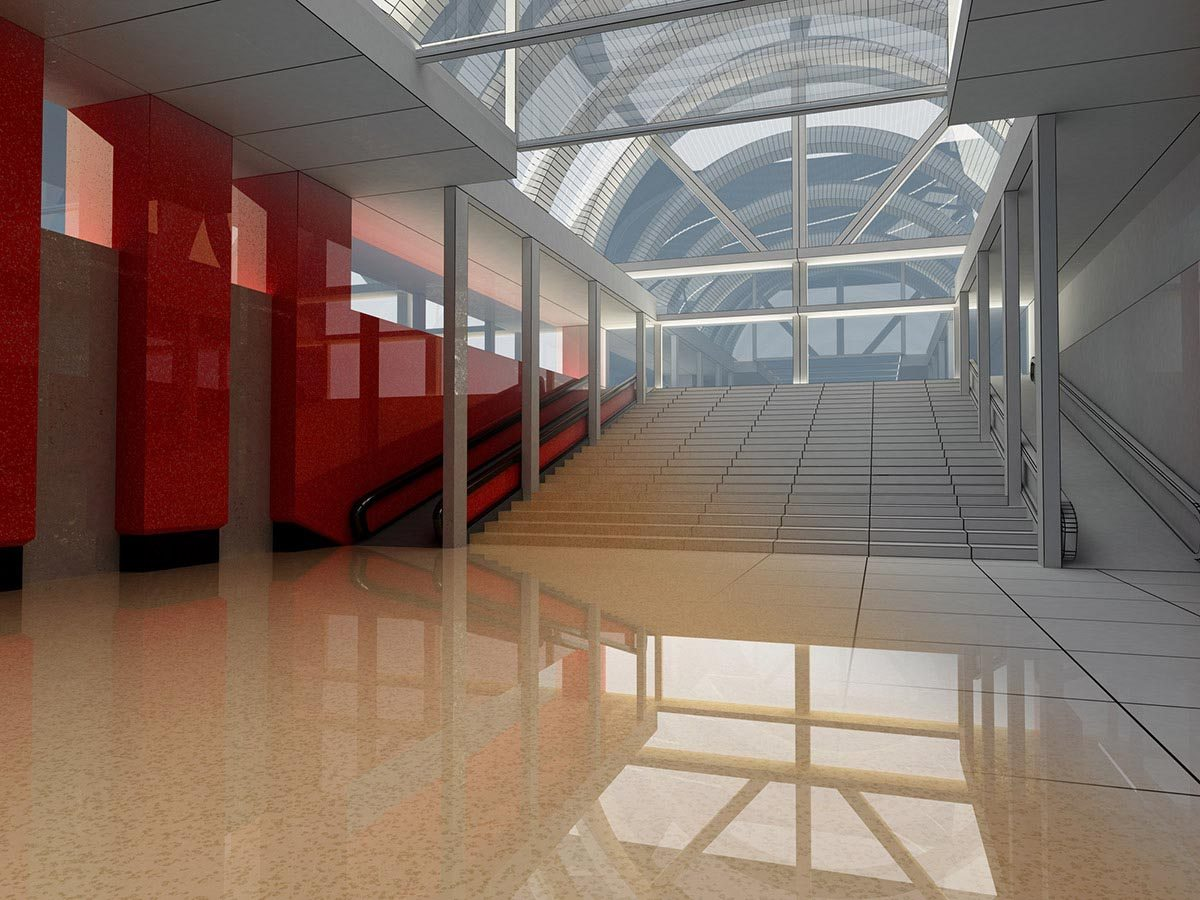BIM: Library objects for AEC industries