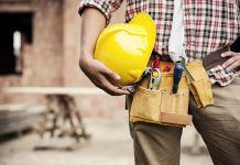 Small construction firms are turning work away