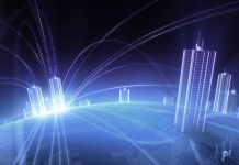 http://www.dreamstime.com/stock-illustration-networks-network-lines-space-cities-image45797750