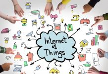 The role of the Internet of Things in achieving a Digital Built Britain