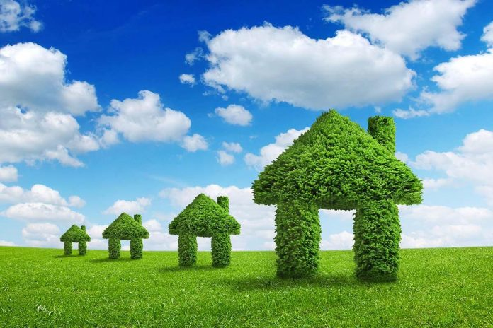 Cumbrian businesses join forces to create ultimate green home