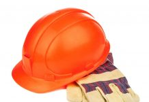 hard hat gloves