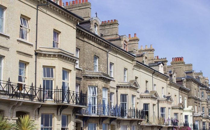 high-density housing may solve the housing shortage crises in the UK