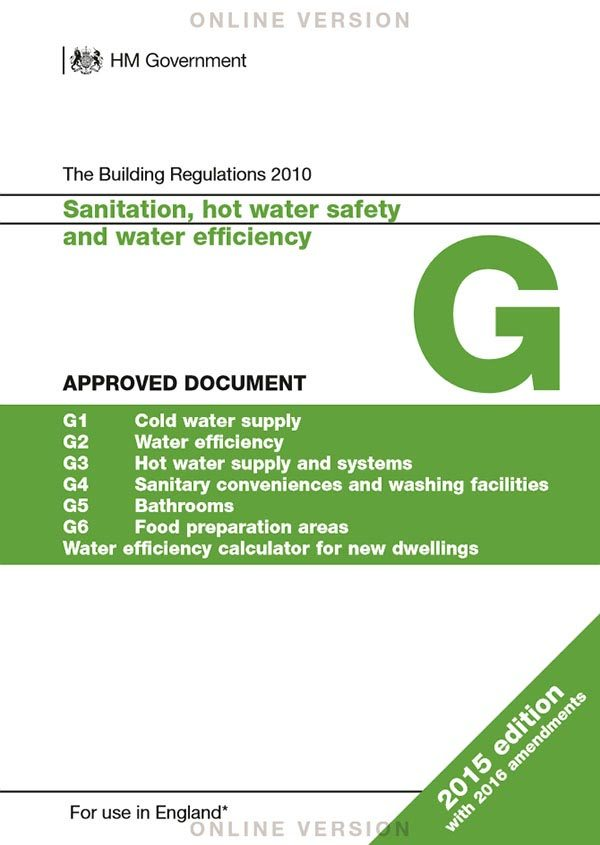 Approved Document G