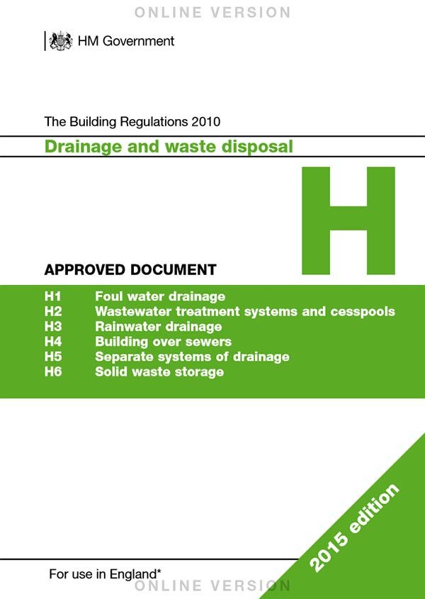 Approved Document H