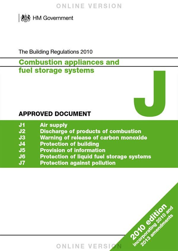 Approved Document J