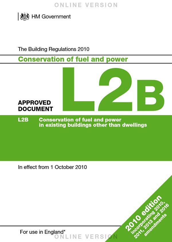 Approved document l planning building control today for Construction rules and regulations