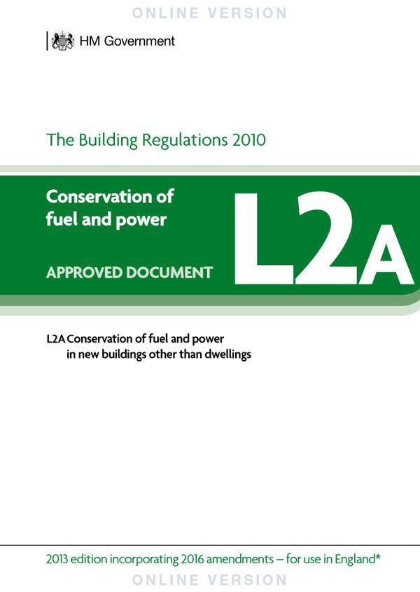 Approved Document L2A