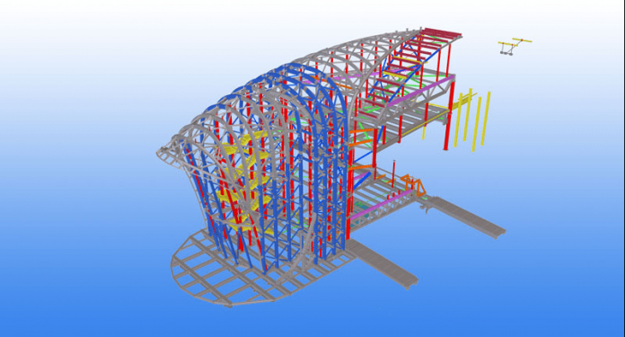 Tekla Structures software
