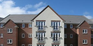Housing starts hit 9 year high