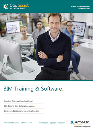 BIM training helps staff develop core skills while improving efficiency