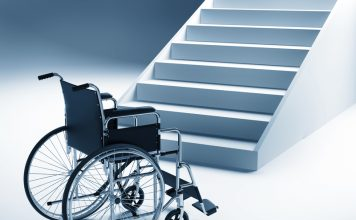 Accessible design must be a consideration from the start