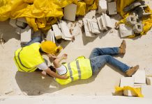 Health and safety inspectors numbers have fallen in the last decade