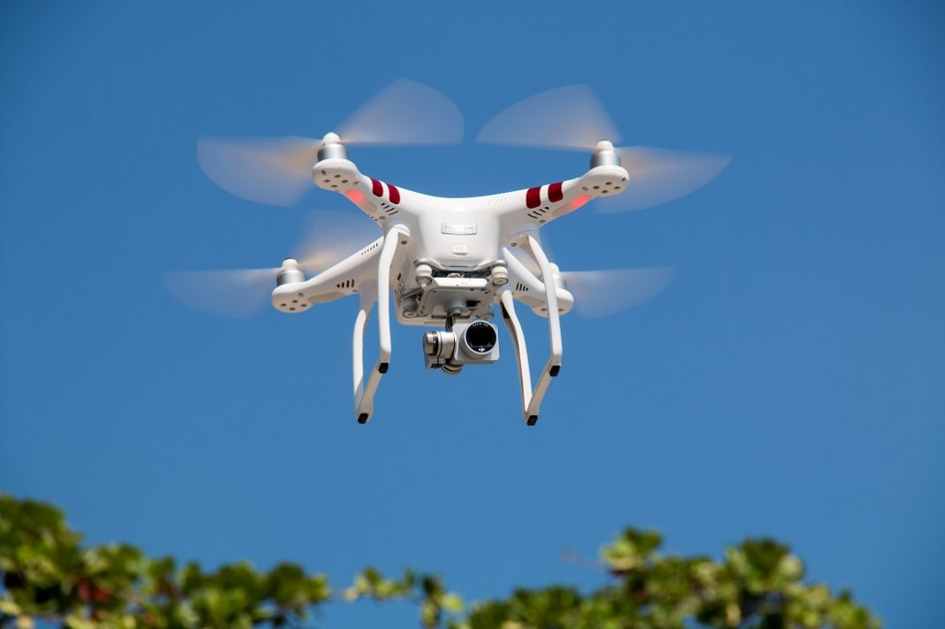Drone technology can make plant theft recovery safer and more efficient