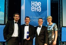 Construction Supplier of the Year named as Seddons Plant & Engineering