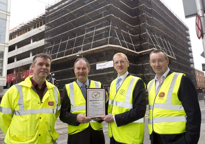 Considerate Constructors Scheme launches first registered site in Ireland