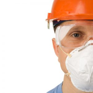 Construction site safety: Does your mask pass the face fit test?