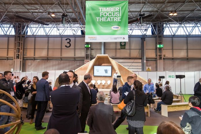 Safety and the quality of buildings will be the focus of the Timber Expo