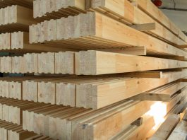 What does the construction industry want from timber product suppliers?