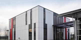 Modular buildings - Abbey Wood