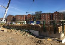 offsite construction at Newcastle University