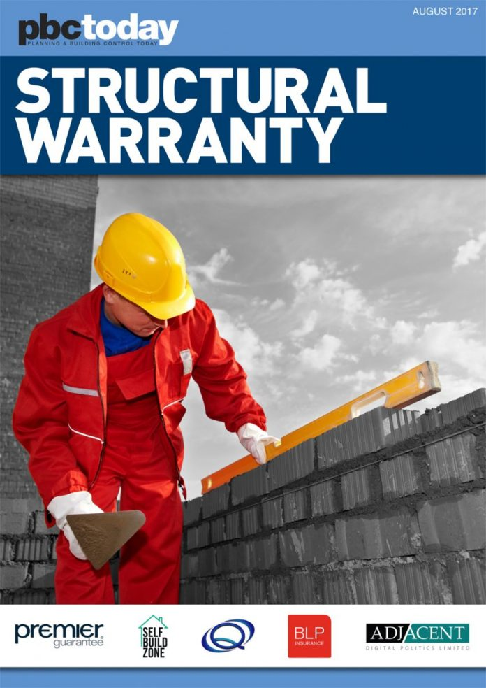 Structural Warranty Supplement August