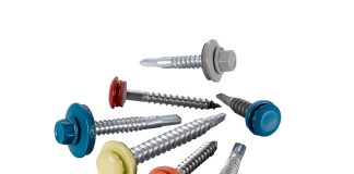 building envelope -fasteners