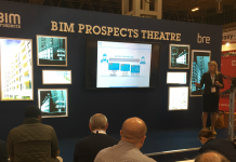 UK Construction Week & BIM prospects theatre