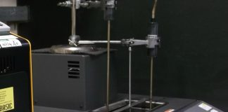 UKAS temperature calibration facility