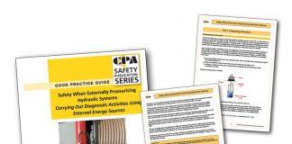 hydraulic pressurising guide