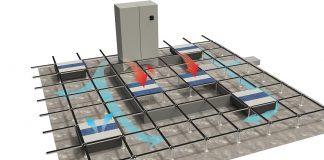 Underfloor air conditioning
