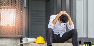 mental illness in construction
